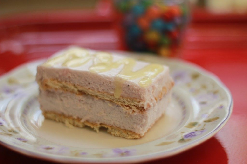 עוגת מרשמלו -לי -לה