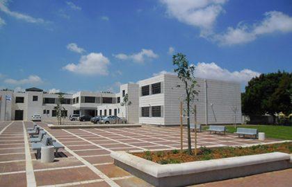 בית ספר מעלות משולם רחובות